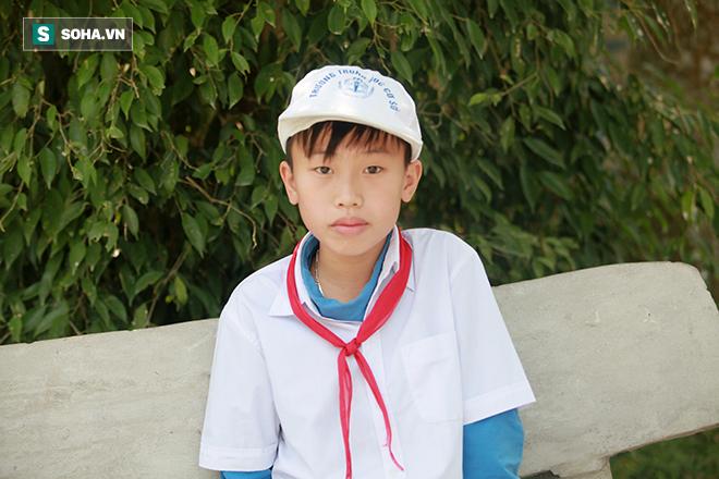 Học trò Thanh Bình vui đón trái tim của nhà trường - Ảnh 9.