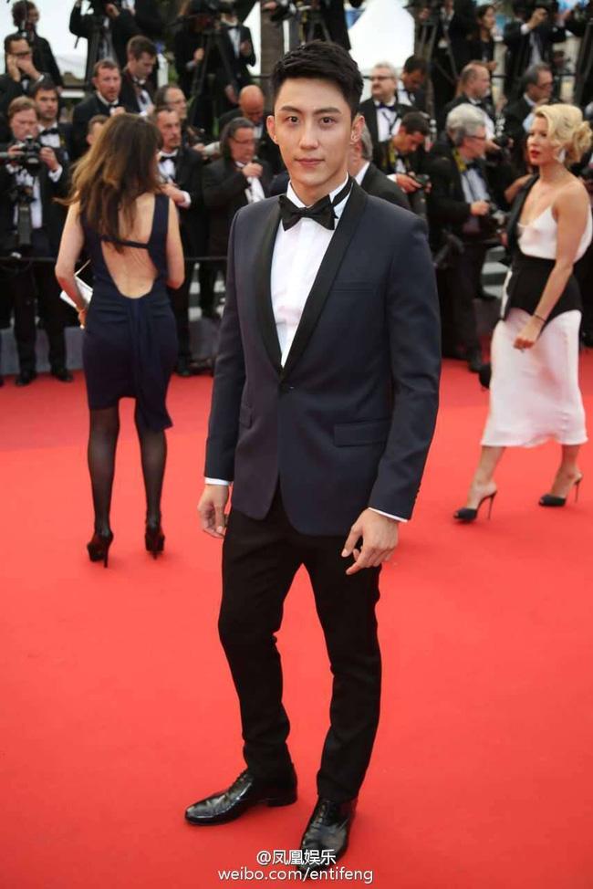 Sao Hoa Ngữ tại Cannes: Có thể đến nhưng không phải ai cũng được chú ý - ảnh 9