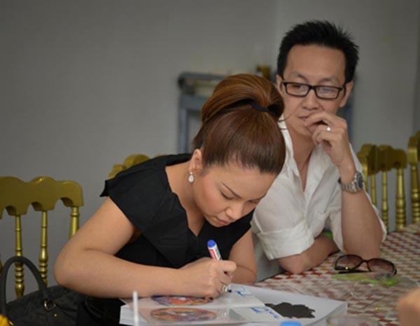 Chân dung chồng đại gia nhưng phải lén lút kết hôn với Minh Tuyết - Ảnh 7.