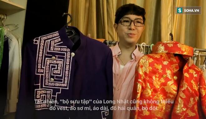 [Video] Long Nhật nói về gia thế: Nhà rải khắp Bắc, Trung, Nam. Riêng Huế là biệt thự sân vườn lớn! - Ảnh 8.
