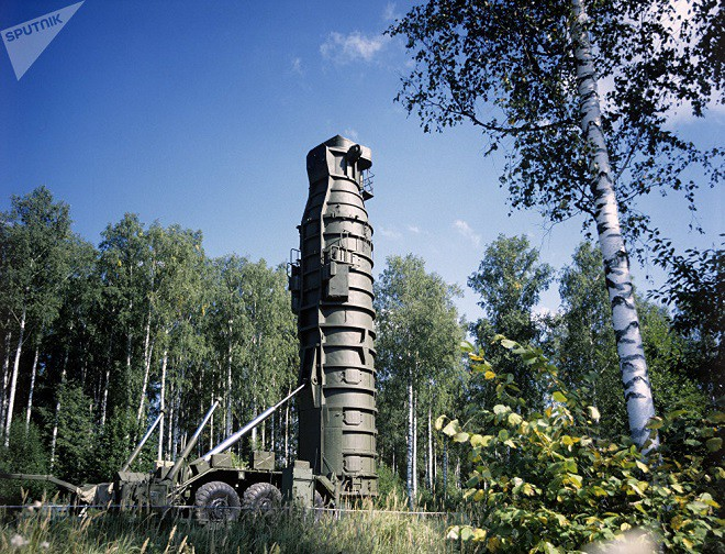 Sức mạnh đáng gờm của Lực lượng Tên lửa chiến lược Nga - Ảnh 1.