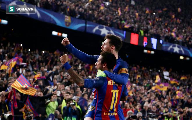 Neymar: 100 bàn thắng và hành trình trở thành người kế vị Messi tại Barcelona - Ảnh 3.