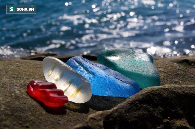 Hàng triệu mảnh thủy tinh bị vứt xuống biển, 10 năm sau điều không ai ngờ đến đã xảy ra - Ảnh 1.