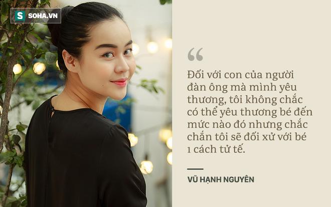 Vũ Hạnh Nguyên: Sau 2 năm im lặng, lần đầu nói về gia thế, công khai yêu nhạc sĩ Nguyễn Đức Cường - Ảnh 2.