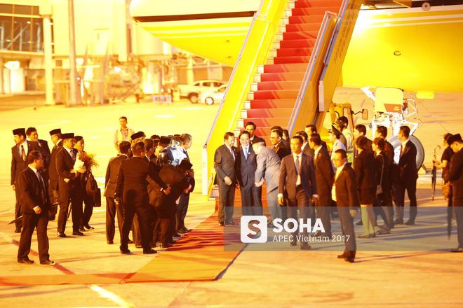 Quốc vương Brunei tự lái Cung điện bay siêu sang A340-212 tới Đà Nẵng dự APEC - Ảnh 3.