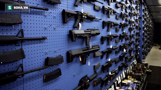 Cơ ngơi và cuộc đời buồn của người đàn ông sở hữu nhiều vũ khí nhất nước Mỹ - Ảnh 1.