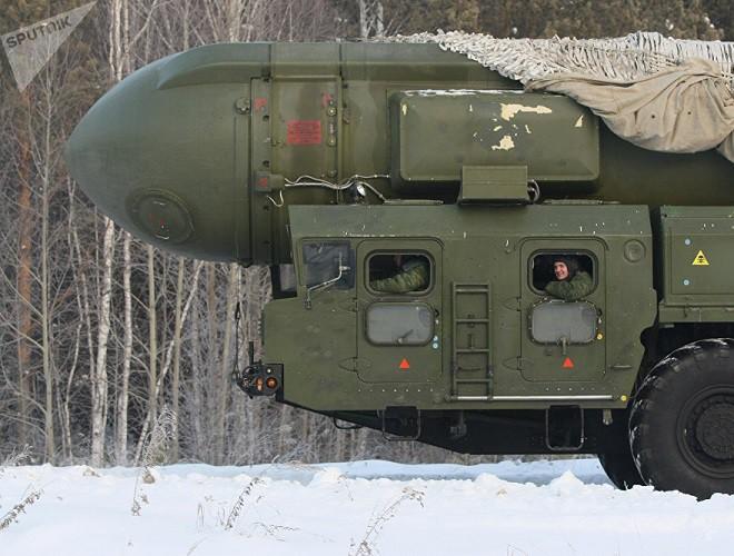 Sức mạnh đáng gờm của Lực lượng Tên lửa chiến lược Nga - Ảnh 2.