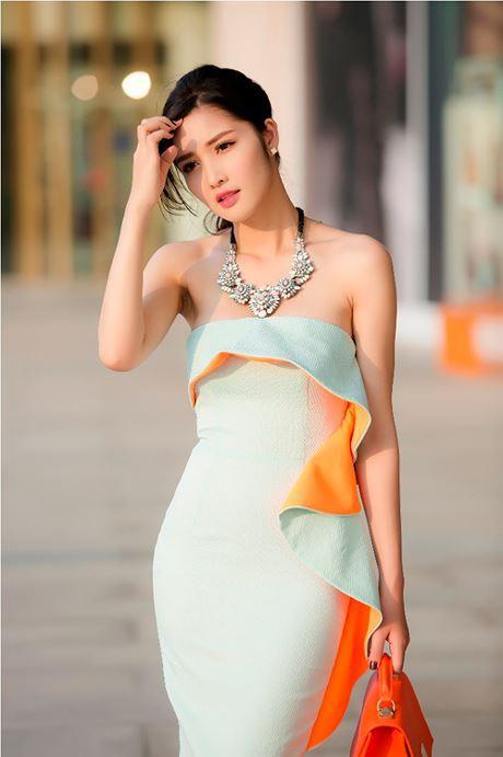 Cuộc sống của Hoa hậu Việt đầu tiên trả lại vương miện - Ảnh 5.