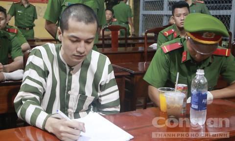Chùm ảnh: Bữa ăn cuối cùng của tử tù Nguyễn Hải Dương - Ảnh 1.