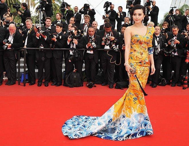Sao Hoa Ngữ tại Cannes: Có thể đến nhưng không phải ai cũng được chú ý - ảnh 12