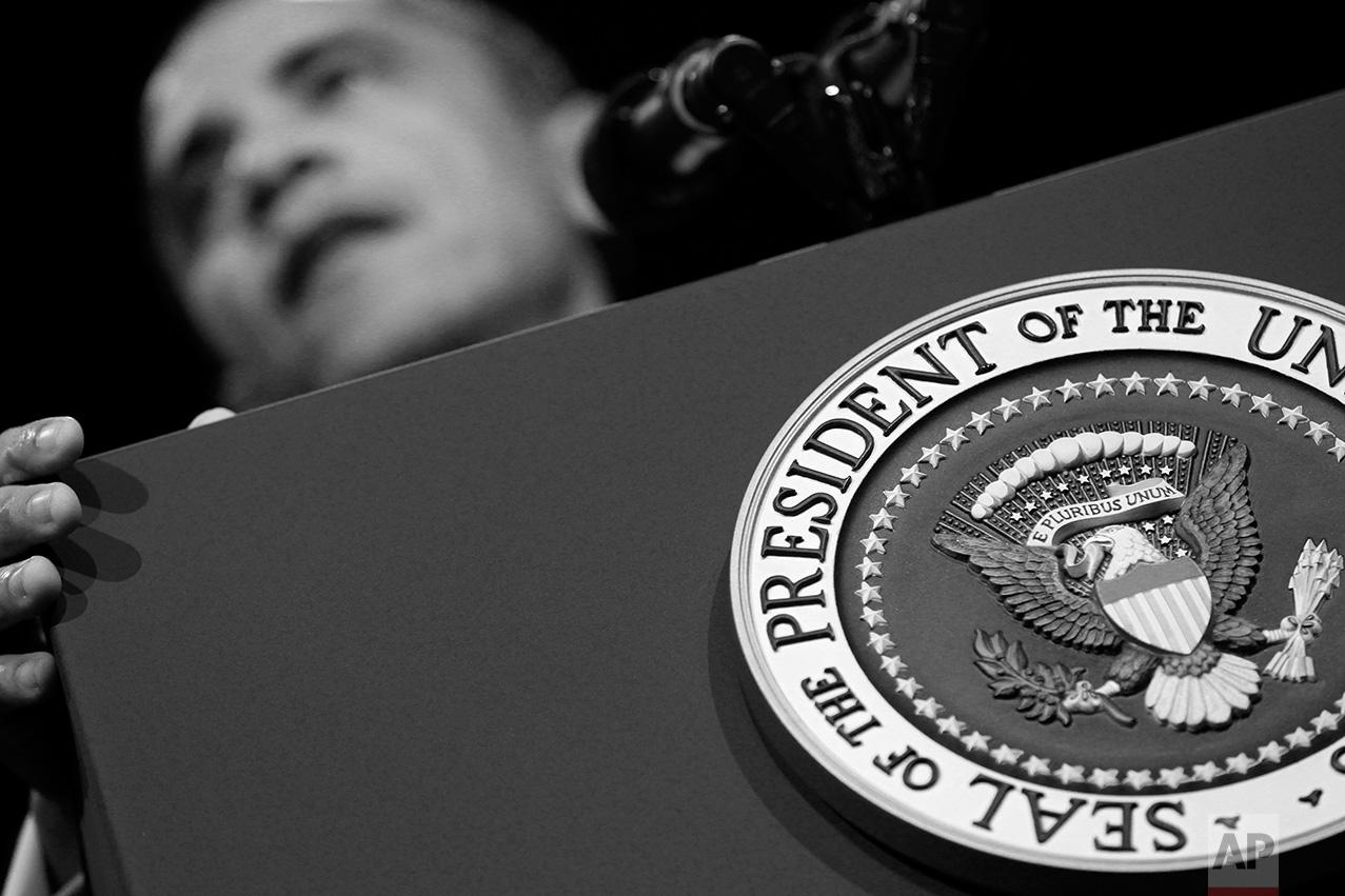 Tổng thống Mỹ - Công việc cô đơn nhất thế gian - Ảnh 14.