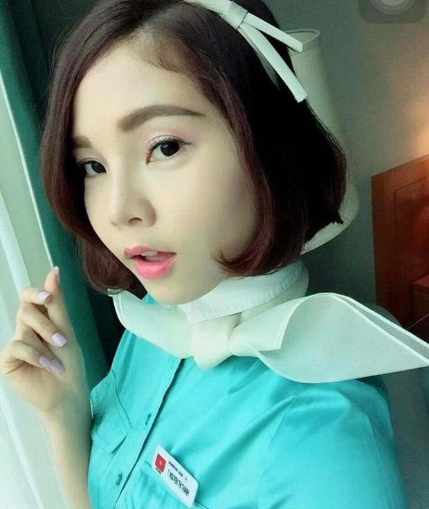 Phía sau vẻ sang chảnh của cô gái Việt làm tiếp viên hãng hàng không quốc tế - Ảnh 5.