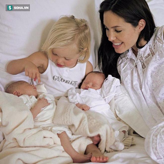 Con gái ruột của Angelina Jolie và Brad Pitt muốn chuyển giới? - Ảnh 2.