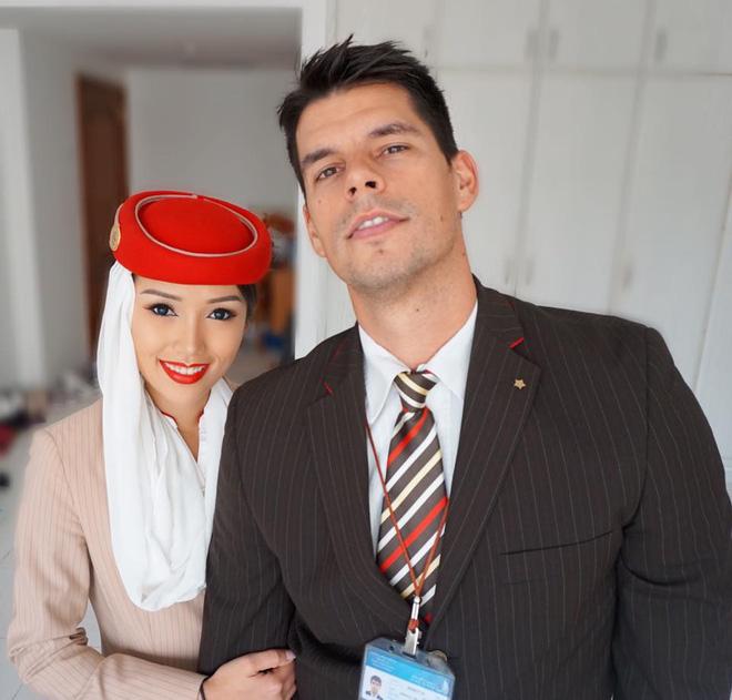 Phía sau vẻ sang chảnh của cô gái Việt làm tiếp viên hãng hàng không quốc tế - Ảnh 7.