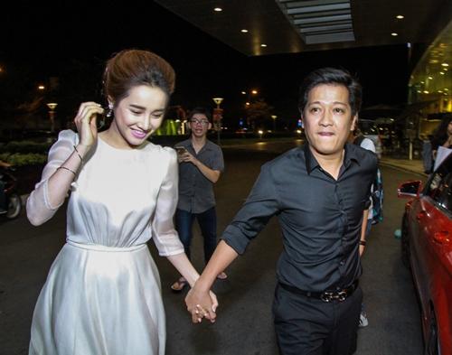 Nhã Phương phản ứng trước thông tin đã đính hôn trước khi yêu Trường Giang - Ảnh 2.