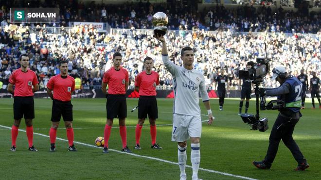Cristiano Ronaldo: Vươn tới sự vĩ đại nhờ tiếng huýt sáo của... người nhà - Ảnh 3.