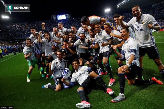 Messi lập hat-trick, nhưng Real Madrid mới là người 'xưng vương' 1