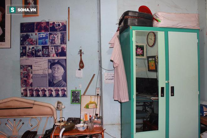 Nơi sống ẩm mốc, cô quạnh, không con cái của nhạc sĩ 92 tuổi - Nguyễn Văn Tý  - Ảnh 3.