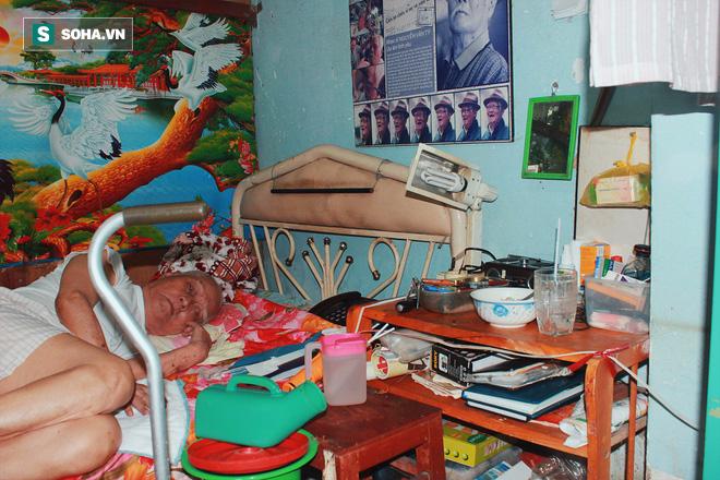 Nơi sống ẩm mốc, cô quạnh, không con cái của nhạc sĩ 92 tuổi - Nguyễn Văn Tý  - Ảnh 4.