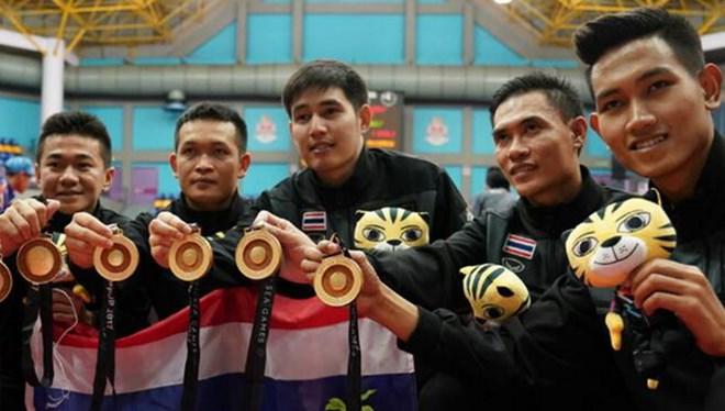 """Thái Lan trao thưởng SEA Games """"đậm"""" gấp bao nhiêu lần so với Việt Nam? - Ảnh 1."""