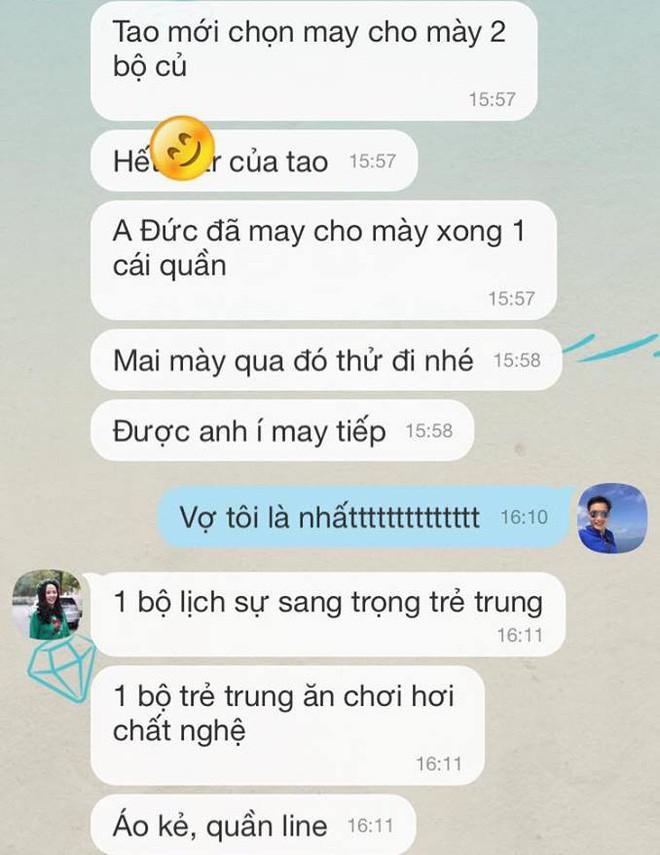 Bất ngờ với cách xưng hô không giống ai của vợ chồng MC Hoa Thanh Tùng - Ảnh 2.