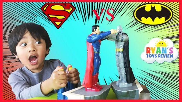 Cậu bé review đồ chơi kiếm 11 triệu USD trên Youtube, địa chỉ nhà luôn phải giấu kín - Ảnh 1.
