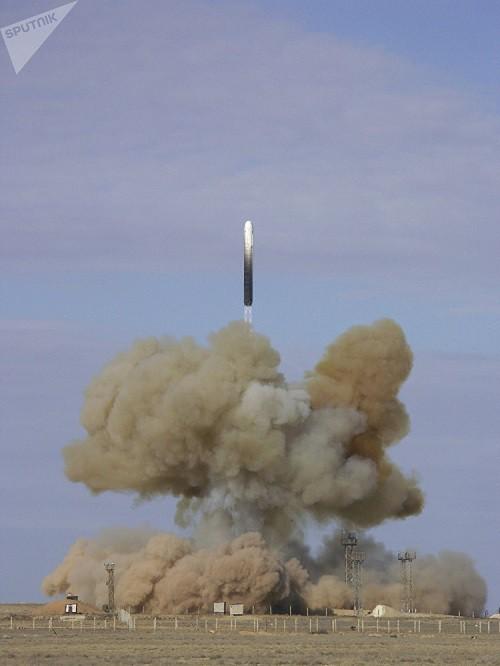 Sức mạnh đáng gờm của Lực lượng Tên lửa chiến lược Nga - Ảnh 8.