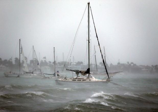 Siêu bão quái vật Irma tấn công dữ dội, Florida chới với trong biển nước - Ảnh 13.