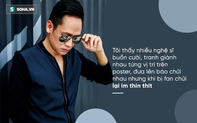 Cách sao Việt ứng xử với anti-fan khi bị xúc phạm như thế nào? - Ảnh 3.