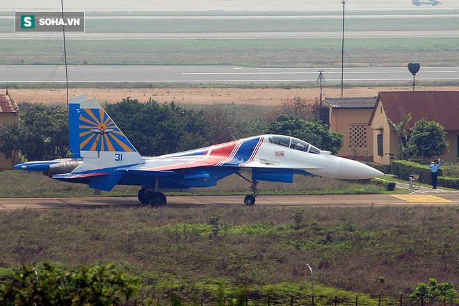 Tạm biệt những cánh đại bàng dũng mãnh Su-30SM: Hẹn gặp lại Việt Nam - Ảnh 1.