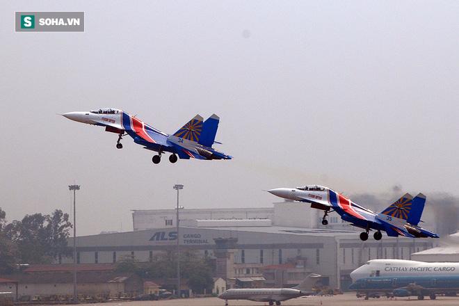 Tạm biệt những cánh đại bàng dũng mãnh Su-30SM: Hẹn gặp lại Việt Nam - Ảnh 11.