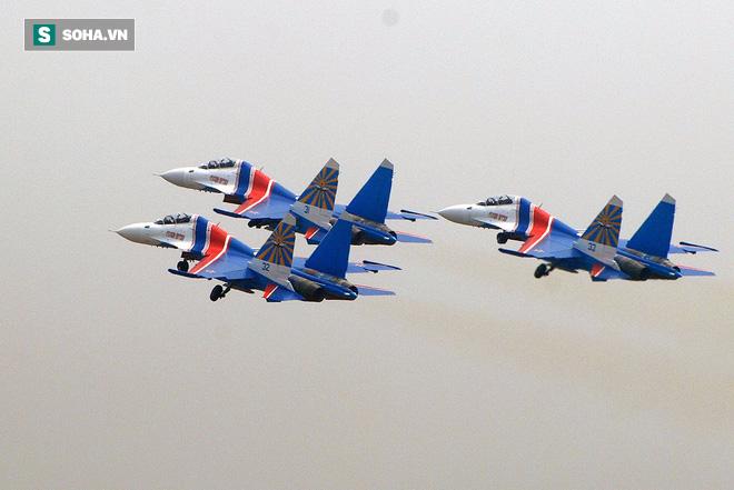 Tạm biệt những cánh đại bàng dũng mãnh Su-30SM: Hẹn gặp lại Việt Nam - Ảnh 9.