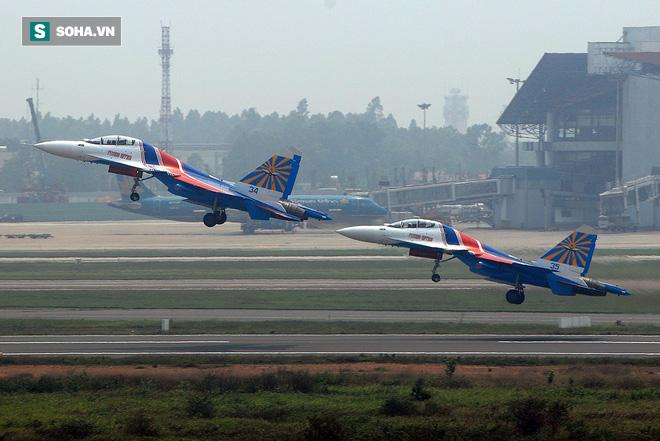 Tạm biệt những cánh đại bàng dũng mãnh Su-30SM: Hẹn gặp lại Việt Nam - Ảnh 10.