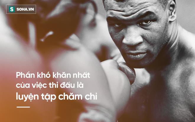 Mike Tyson: Người thép không bao giờ gục ngã - Ảnh 4.