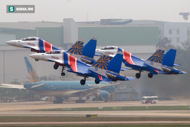 Tạm biệt những cánh đại bàng dũng mãnh Su-30SM: Hẹn gặp lại Việt Nam - Ảnh 8.