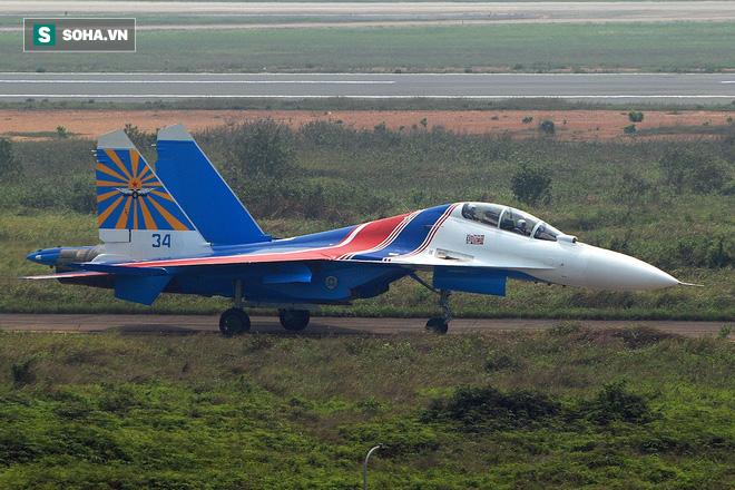 Tạm biệt những cánh đại bàng dũng mãnh Su-30SM: Hẹn gặp lại Việt Nam - Ảnh 2.