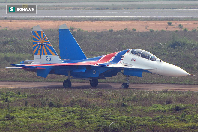 Tạm biệt những cánh đại bàng dũng mãnh Su-30SM: Hẹn gặp lại Việt Nam - Ảnh 3.