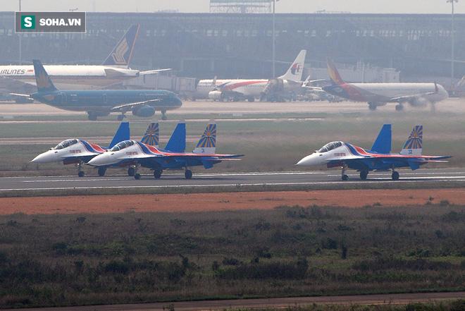 Tạm biệt những cánh đại bàng dũng mãnh Su-30SM: Hẹn gặp lại Việt Nam - Ảnh 6.