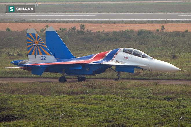 Tạm biệt những cánh đại bàng dũng mãnh Su-30SM: Hẹn gặp lại Việt Nam - Ảnh 4.