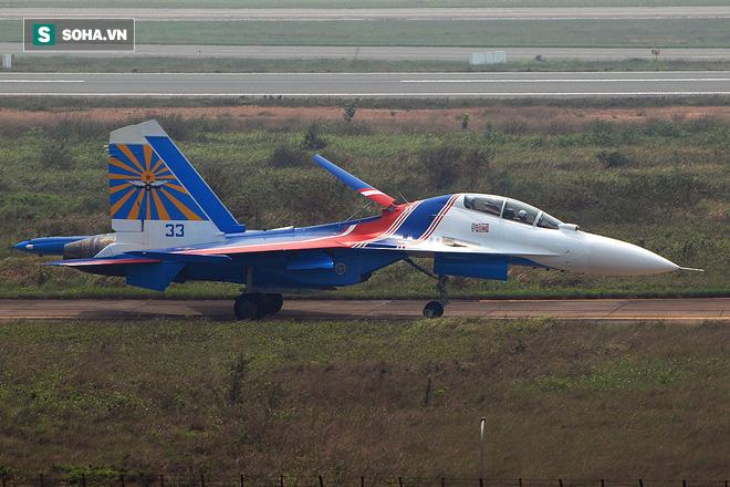 Tạm biệt những cánh đại bàng dũng mãnh Su-30SM: Hẹn gặp lại Việt Nam - Ảnh 5.