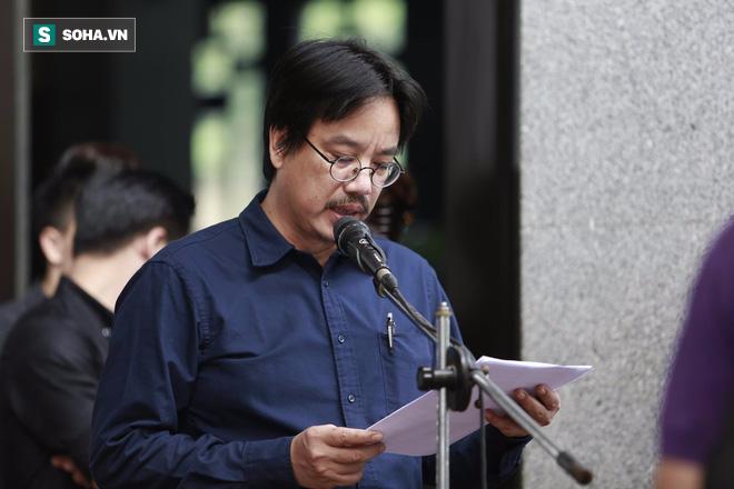Gia đình, đồng nghiệp nghẹn ngào ở đám tang NSƯT Duy Thanh - Ảnh 29.