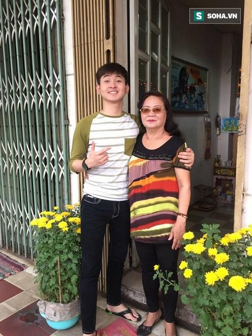 Chân dung con trai độc nhất của nghệ sĩ Minh Nhí - Ảnh 2.
