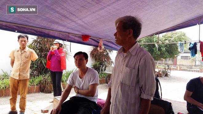 Thôn Hoành phát loa báo dân ổn định, chiều đón Chủ tịch Chung - Ảnh 2.