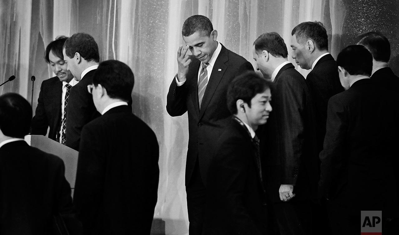 Tổng thống Mỹ - Công việc cô đơn nhất thế gian - Ảnh 19.