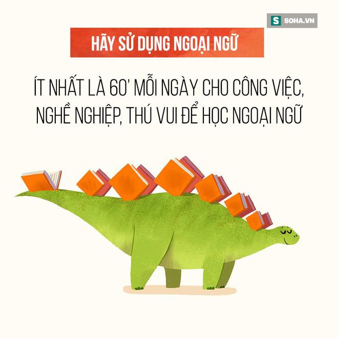 Bạn là người Việt, bạn dốt ngoại ngữ? Tất cả chỉ do bạn mà thôi! - Ảnh 3.