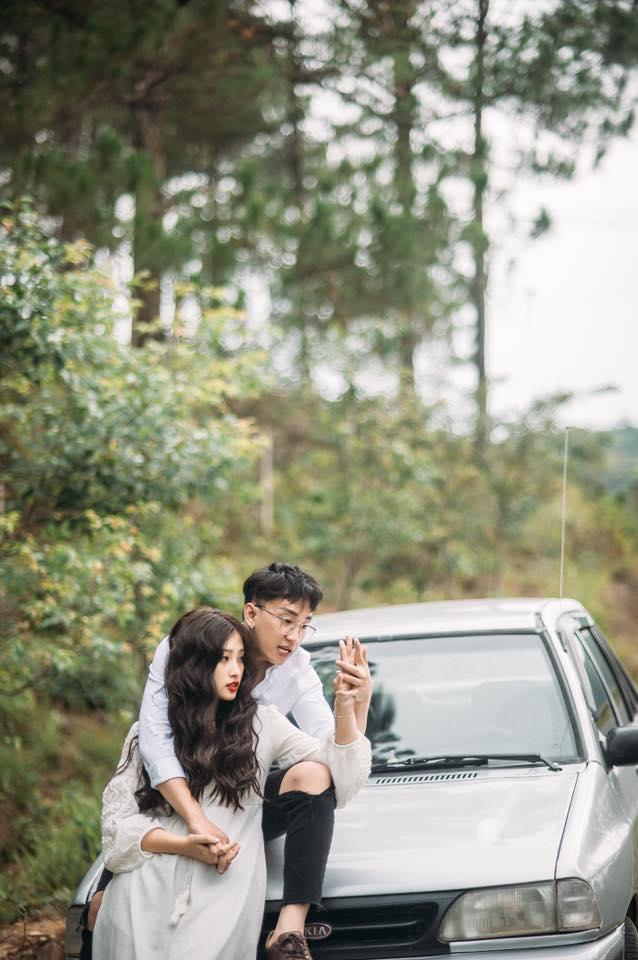 Chuyện tình như phim của hotgirl Hà Thành: Sau 6 năm cách trở đi đến đám cưới - Ảnh 7.