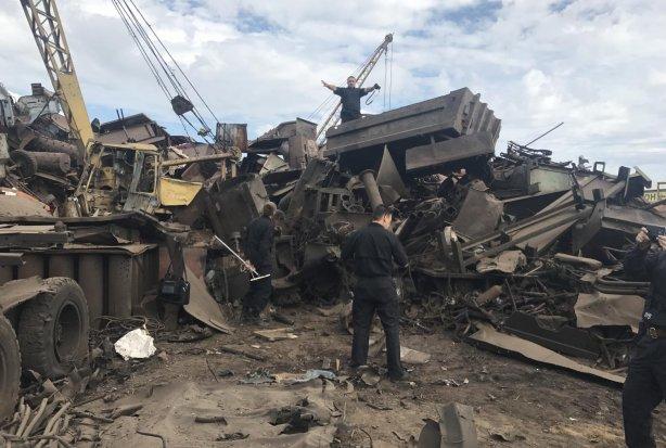 Nga: Sau khi bị đánh cắp rồi đem bán phế liệu, tên lửa S-200 Angara bất ngờ phát nổ - Ảnh 2.