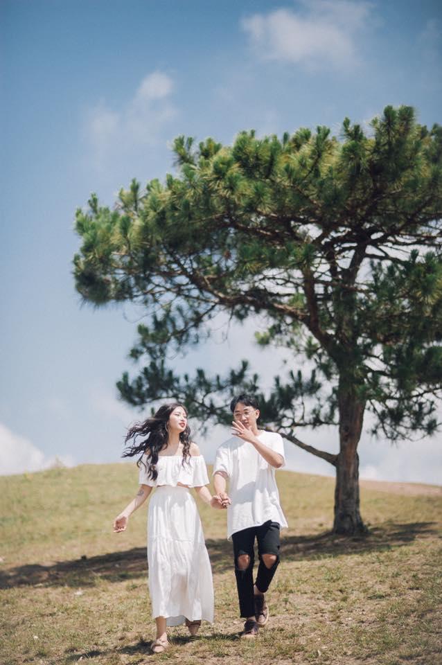 Chuyện tình như phim của hotgirl Hà Thành: Sau 6 năm cách trở đi đến đám cưới - Ảnh 8.