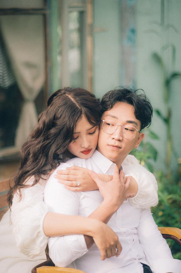 Chuyện tình như phim của hotgirl Hà Thành: Sau 6 năm cách trở đi đến đám cưới - Ảnh 9.