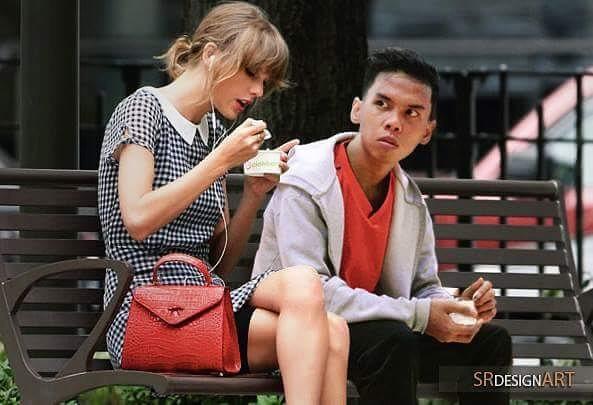 Chàng trai Indonesia 19 tuổi vinh dự xuất hiện trong loạt ảnh của siêu sao từ Âu sang Á - Ảnh 4.